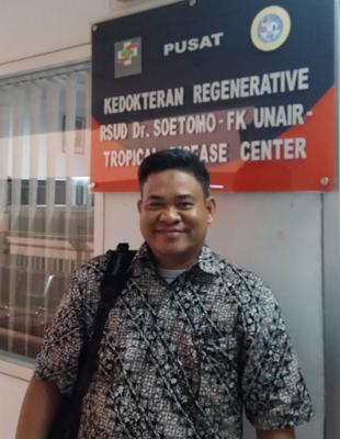 Ahmad Kafrawi Nasution, Ir., MT., Ph.D., IPP.
